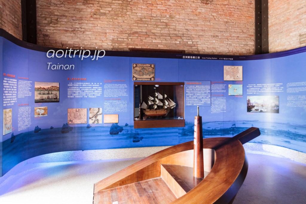 熱蘭遮城博物館 Fort Zeelandia Museum