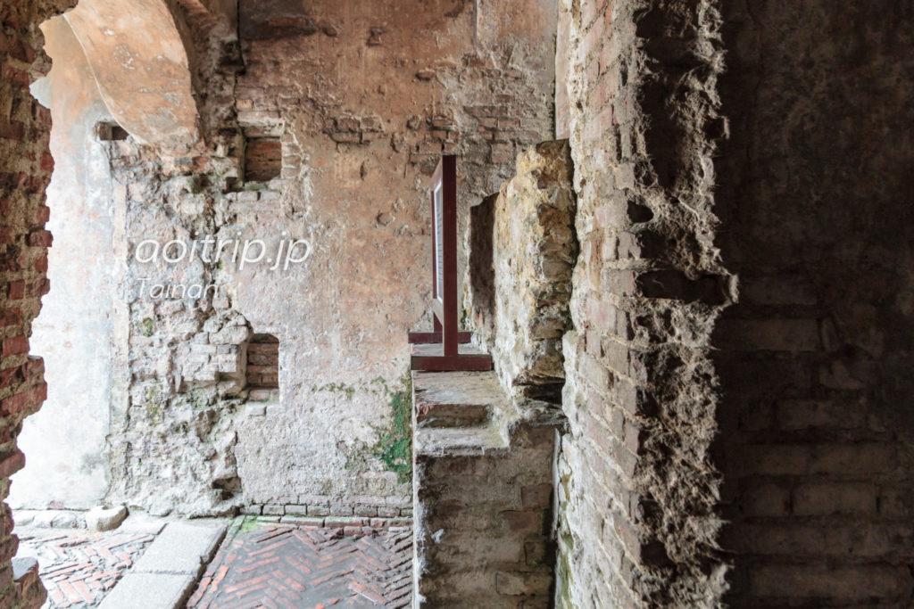 赤崁楼のプロヴィンシア城(普羅民遮城)正門