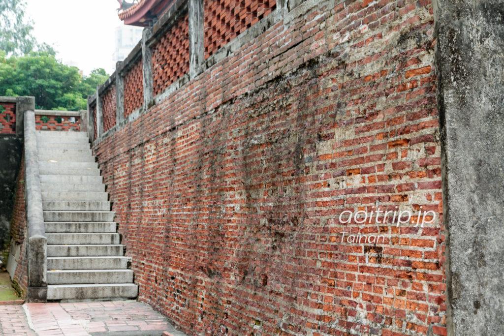 赤崁楼主砦遺跡 Remains of Chihkan Tower