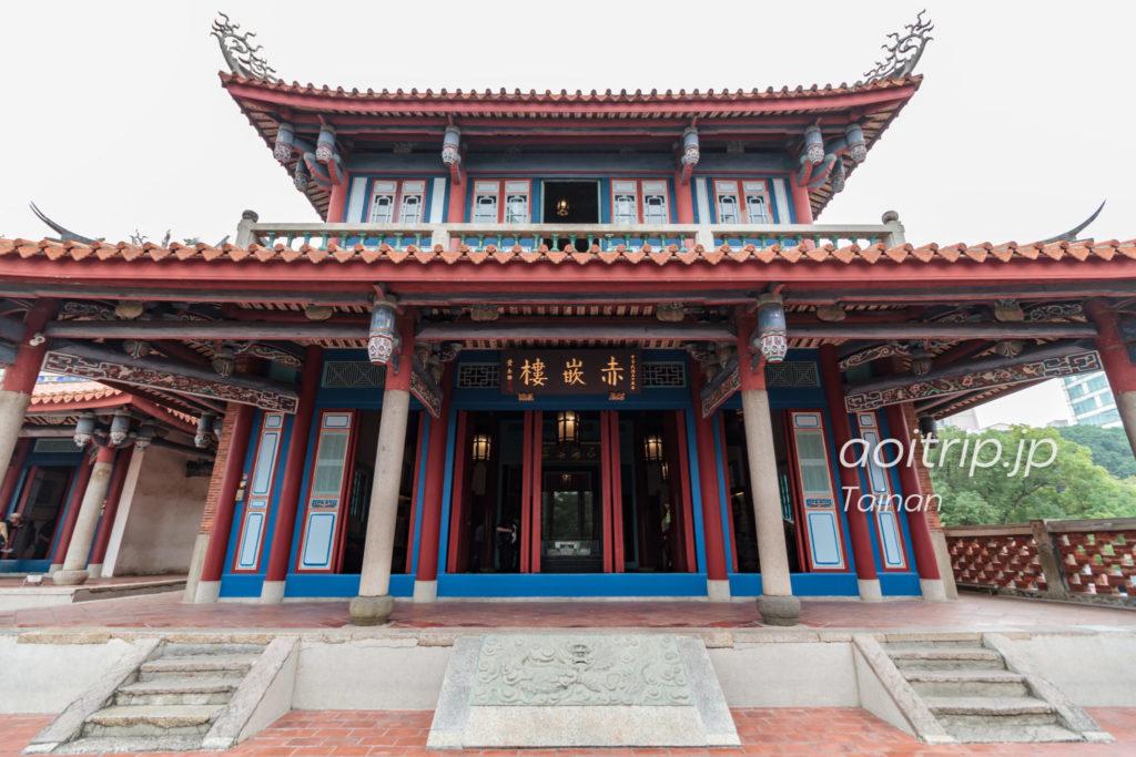 赤崁楼の海神廟