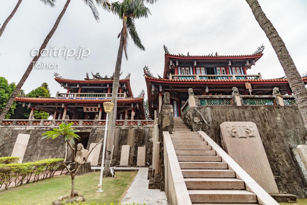 文昌閣と海神廟