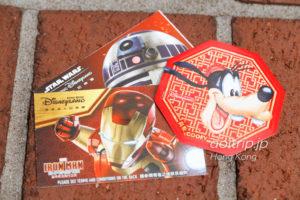 香港ディズニーランドのチケット