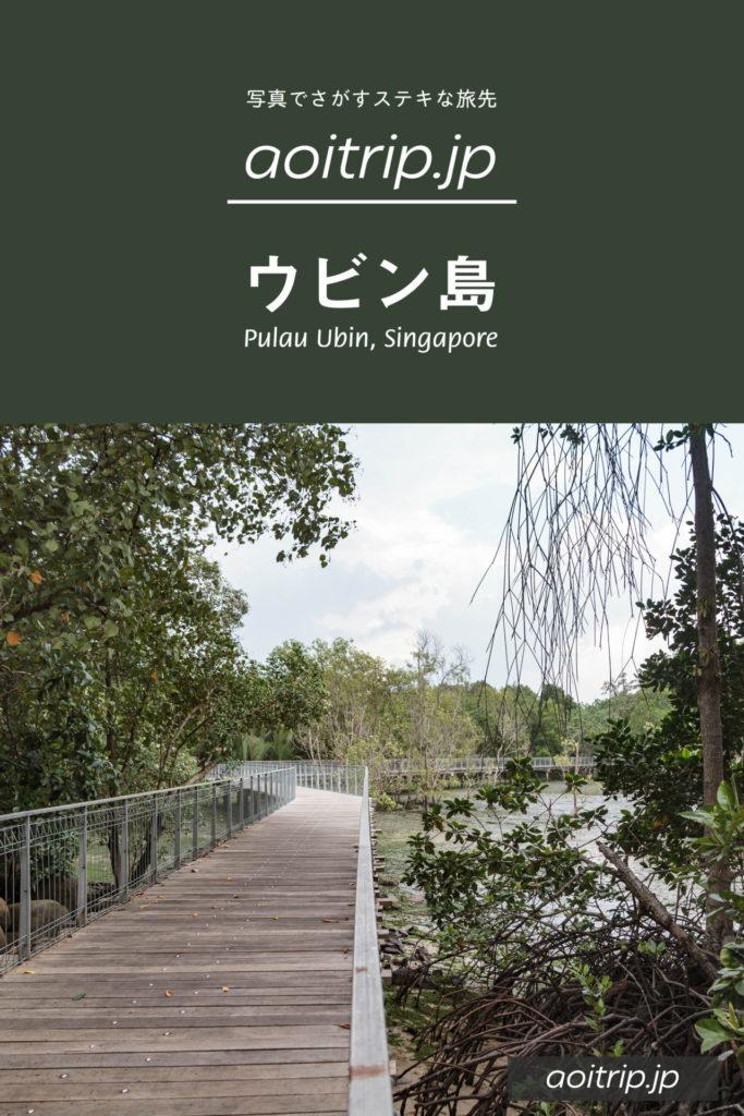 シンガポール最後の秘境 ウビン島|Pulau Ubin, Singapore