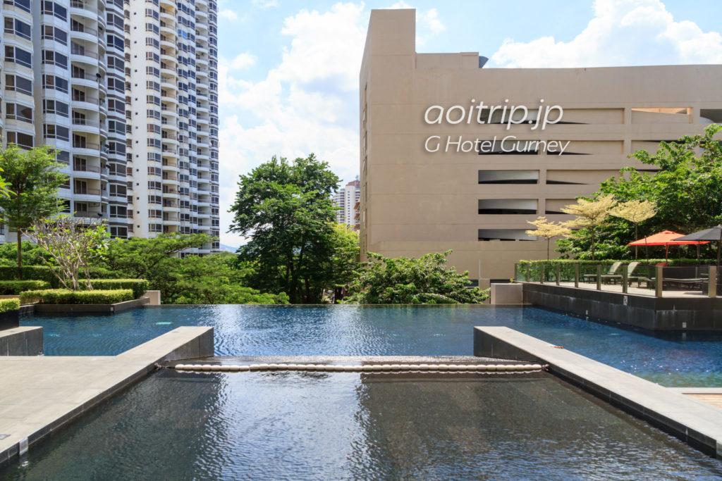 Gホテルガーニーのプール