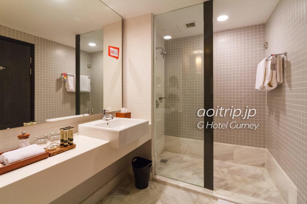 Gホテルガーニーのバスルーム
