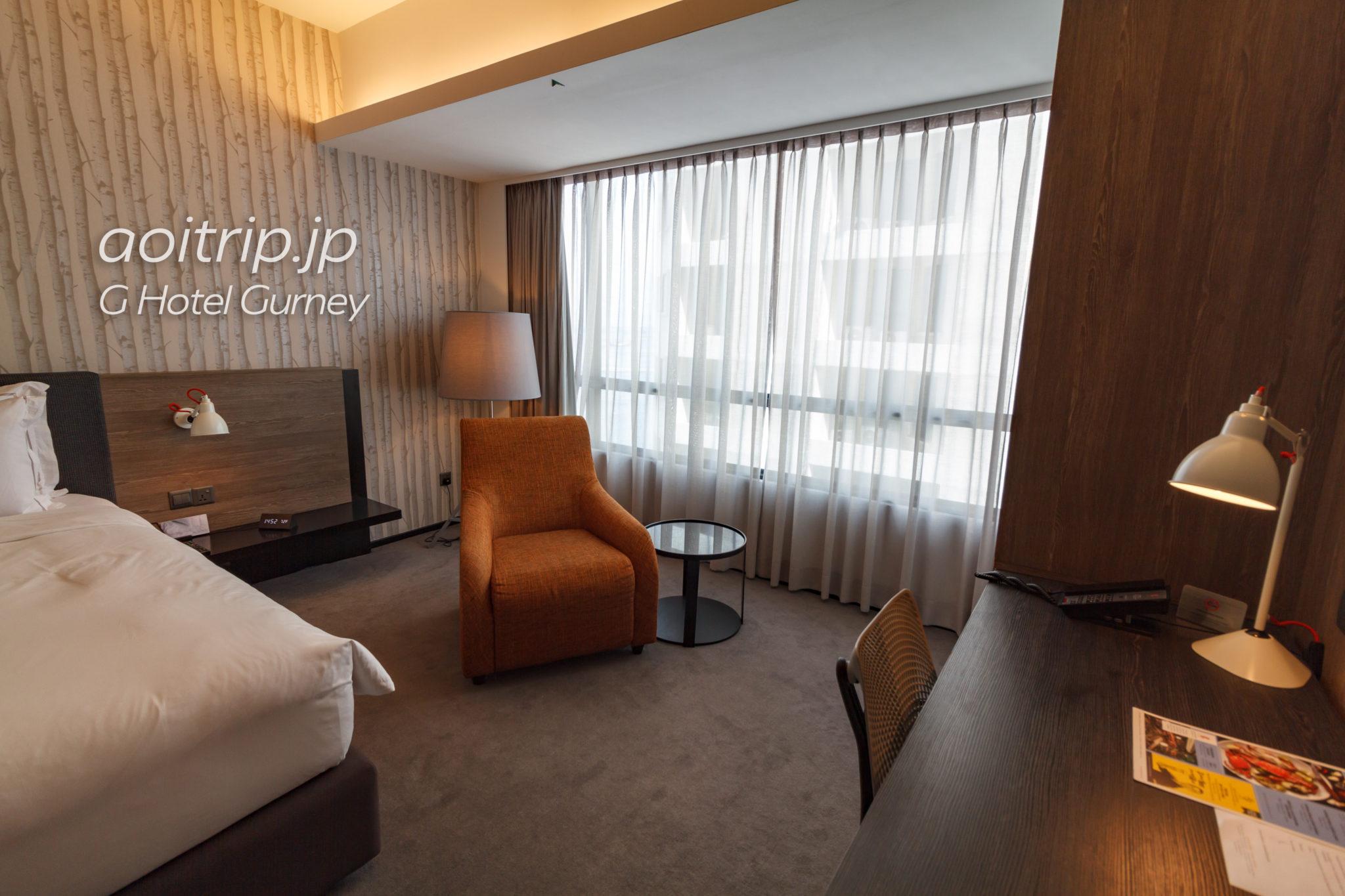 Gホテルガーニーのデラックスルーム