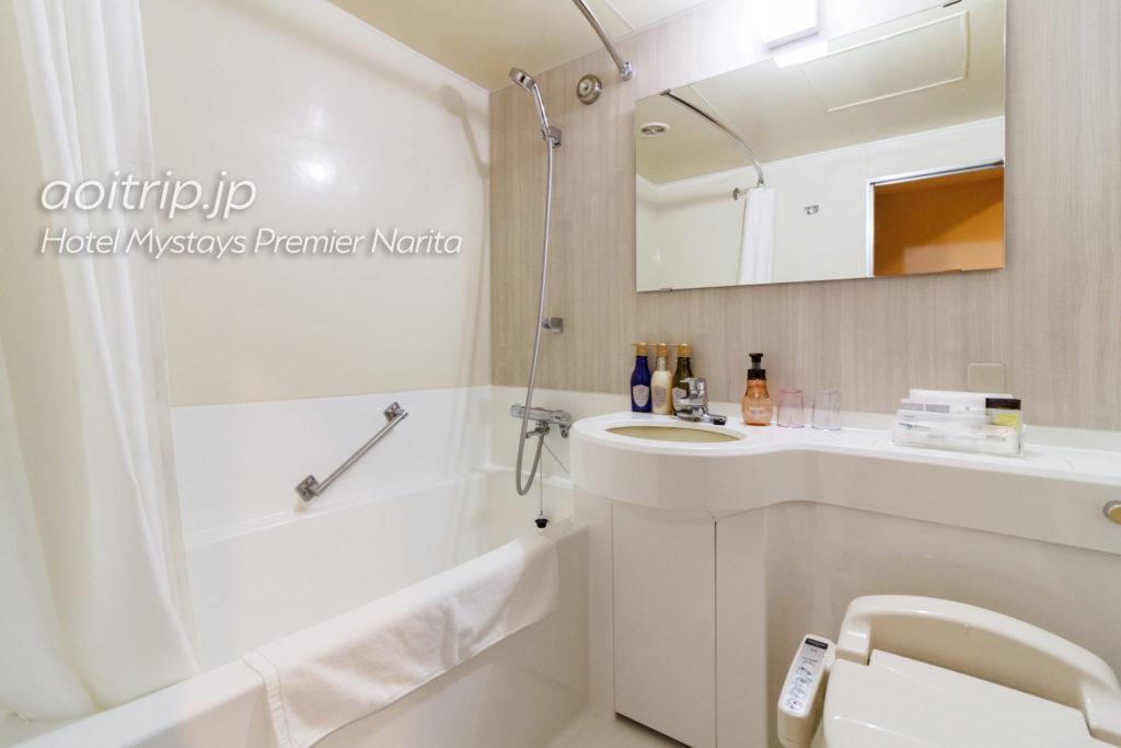 ホテルマイステイズプレミア成田のバスルーム
