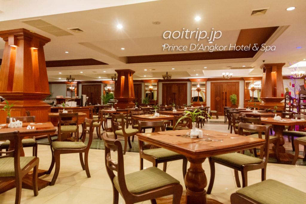 プリンスダンコールホテル&スパのレストラン