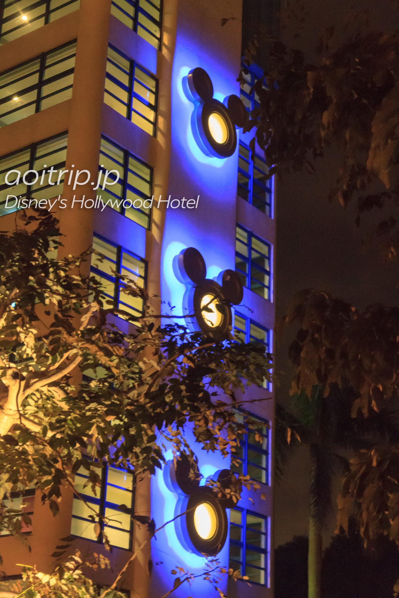 ディズニーハリウッドホテル香港 宿泊記 Disney's Hollywood Hotel