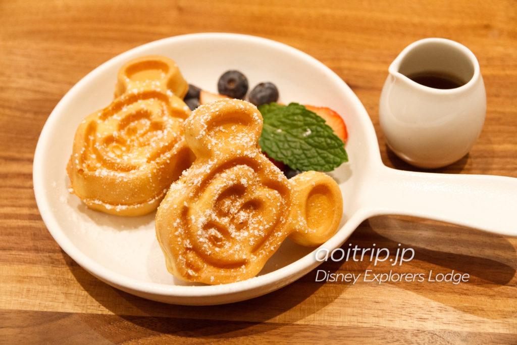 ディズニーエクスプローラーズロッジの朝食