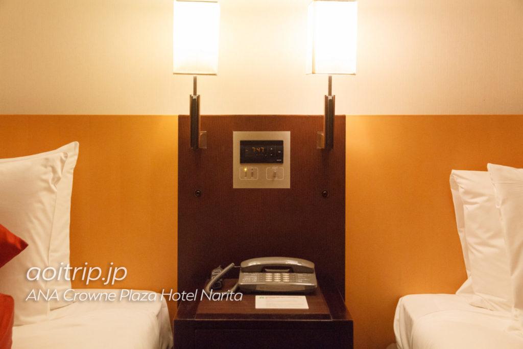 ANAクラウンプラザホテル成田のサイドテーブル