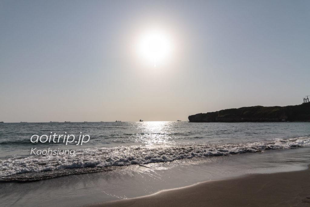 旗津海水浴場(Cijin Beach)