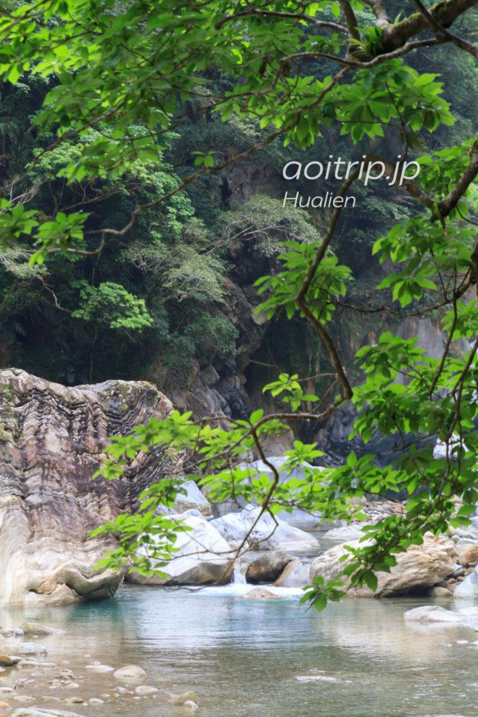 太魯閣国家公園の砂卡礑歩道