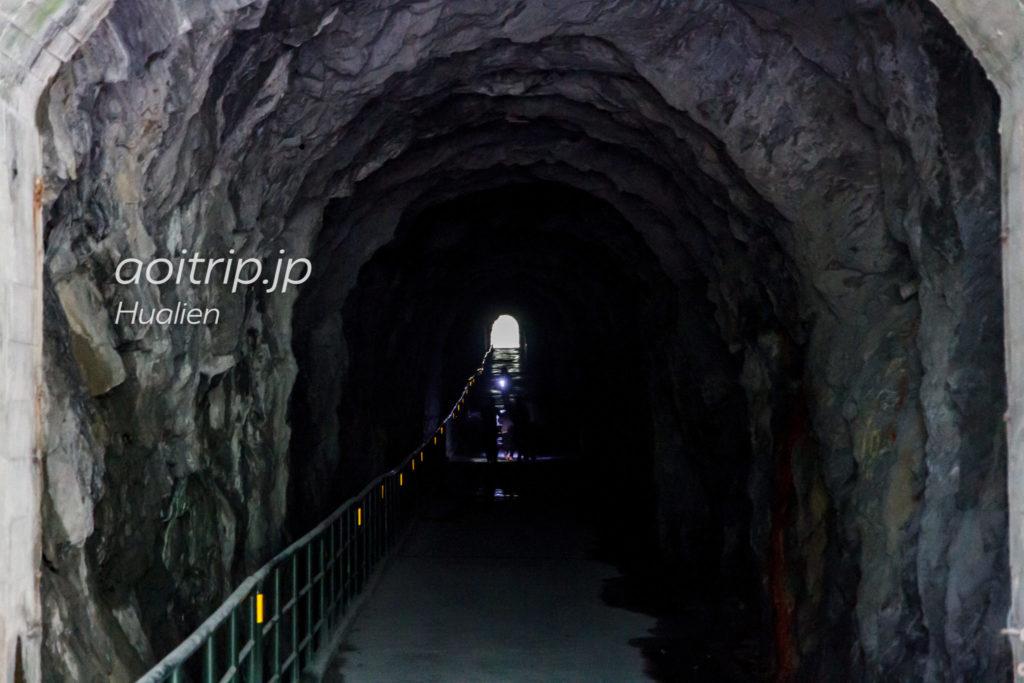 タロコの白楊隧道