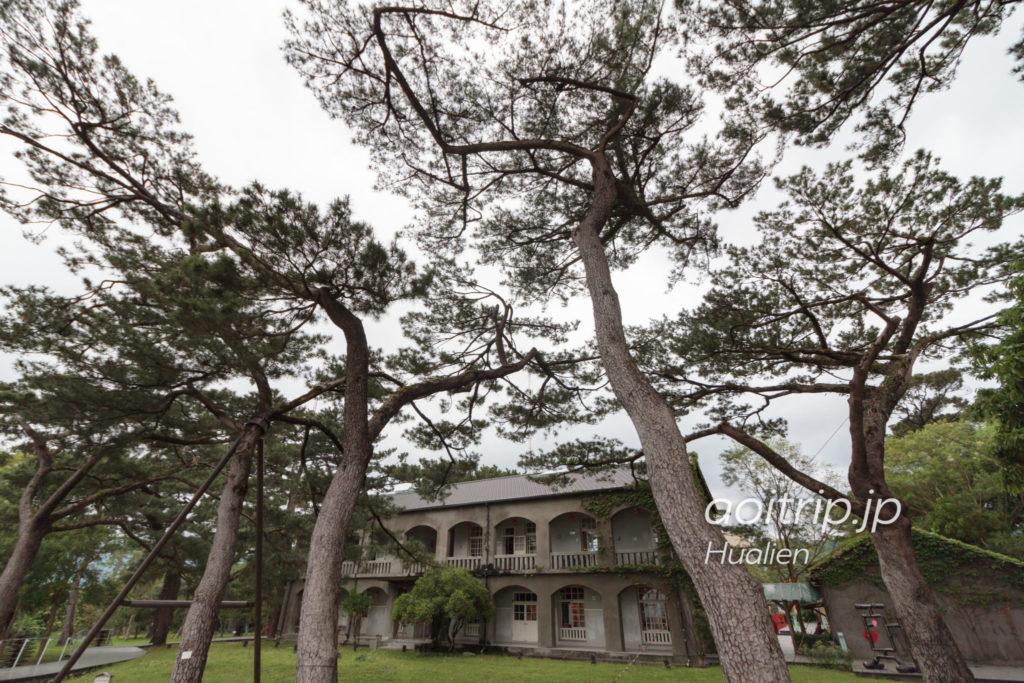 花蓮の松園別館
