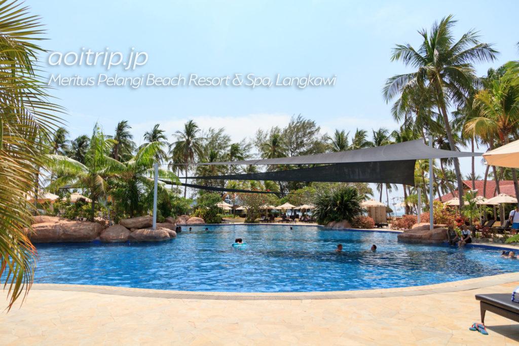 メリタスペランギ Horizon Pool