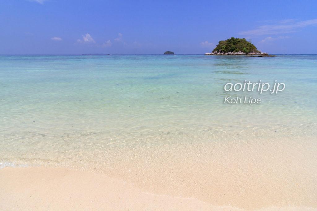 リペ島のサンライズビーチ
