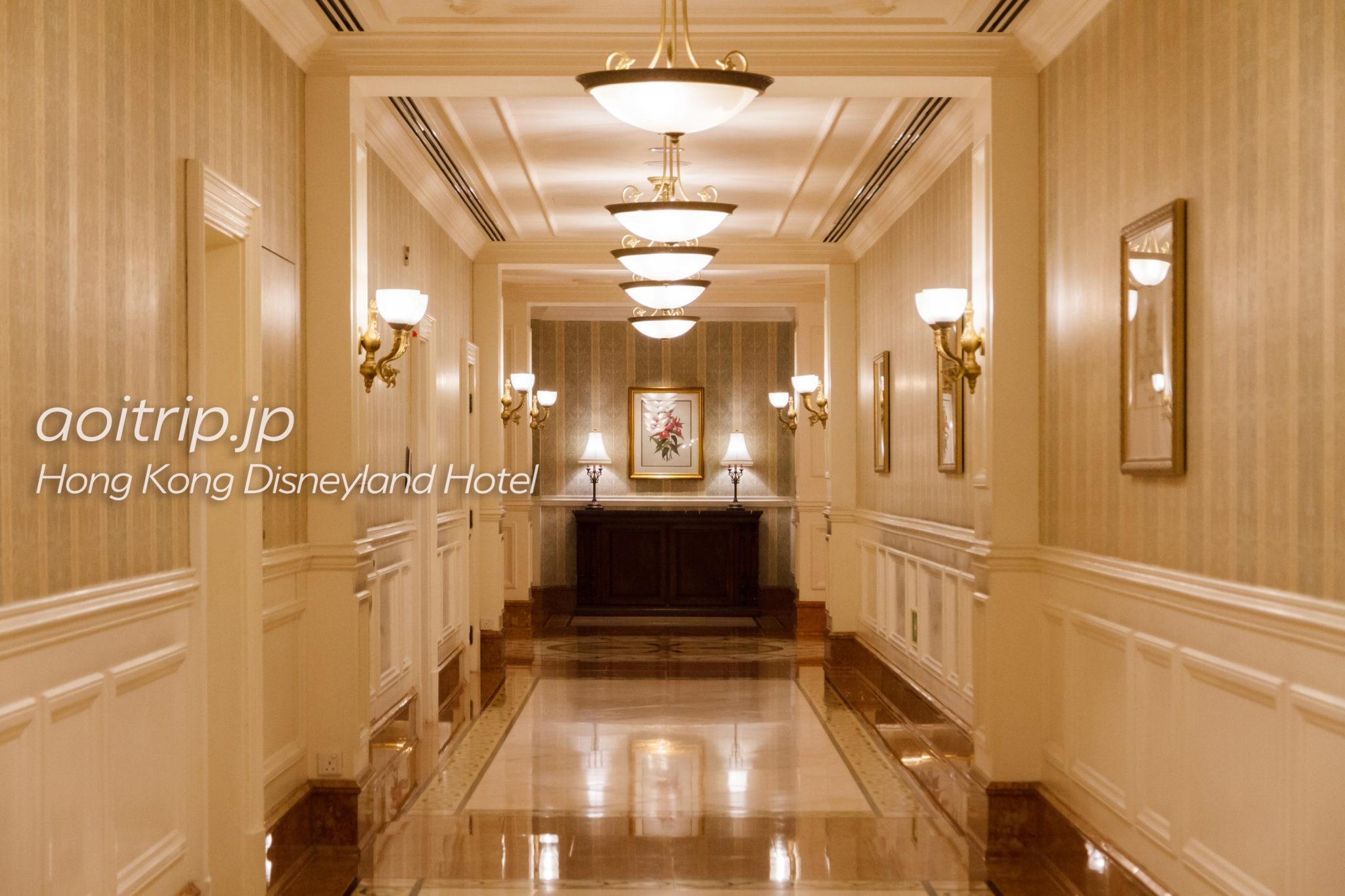 香港ディズニーランドホテル宿泊記|Hong Kong Disneyland Hotel
