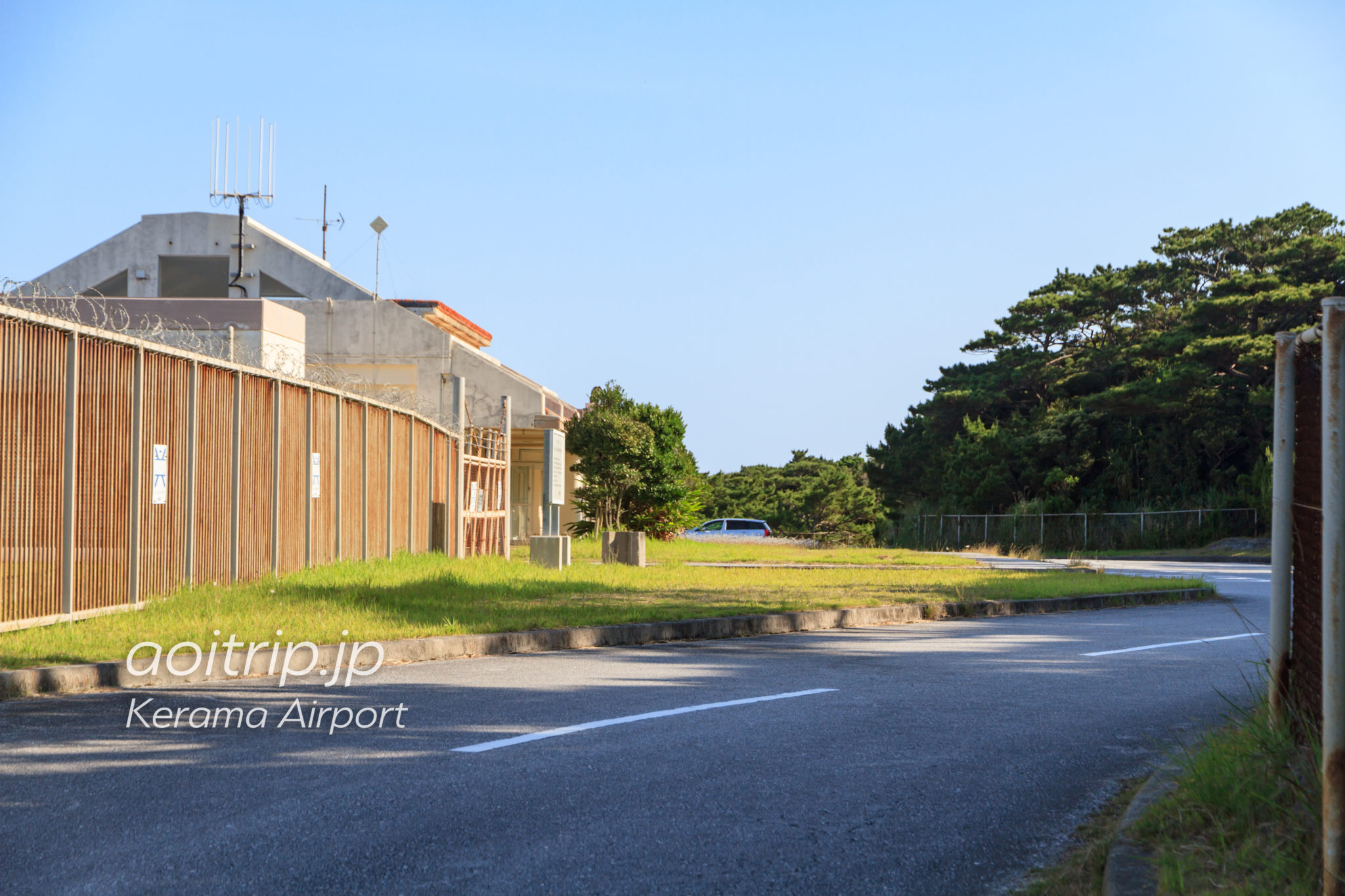 慶良間空港 Kerama Airport
