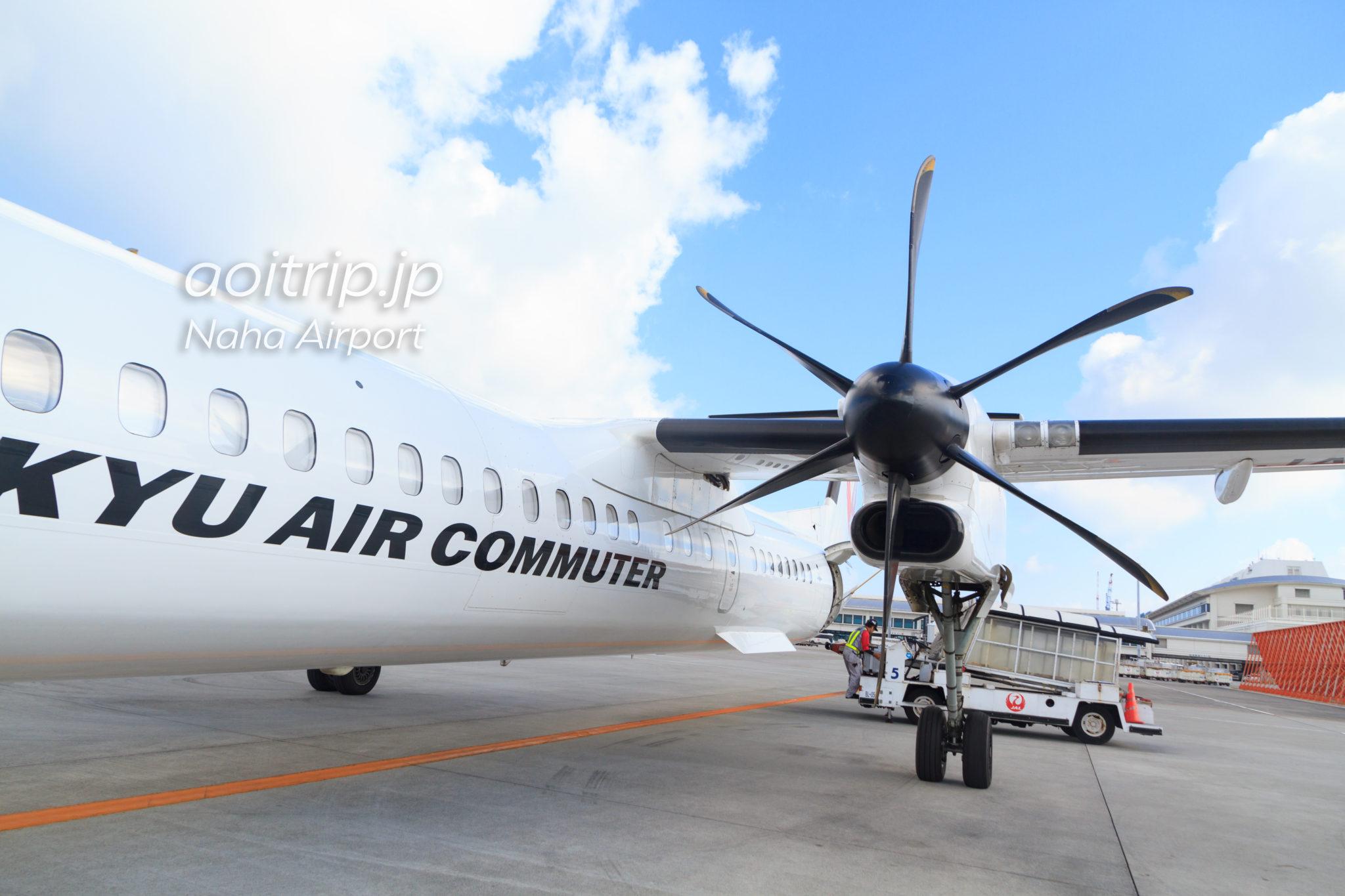 DHC8-Q400CC機材