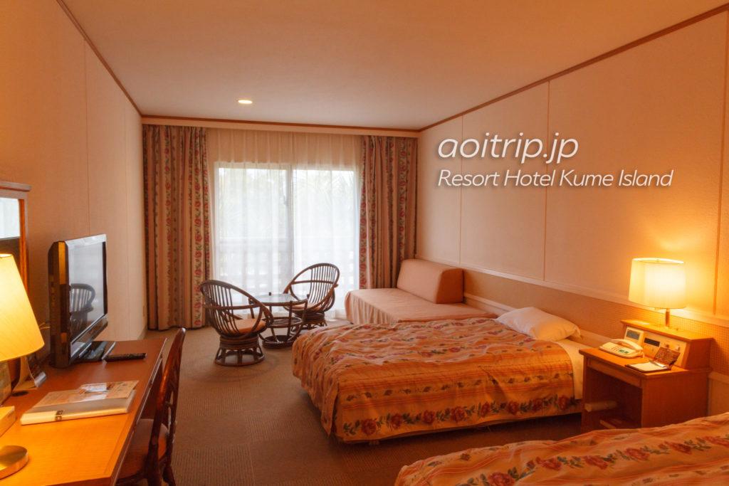 リゾートホテル久米アイランド デラックスツイン