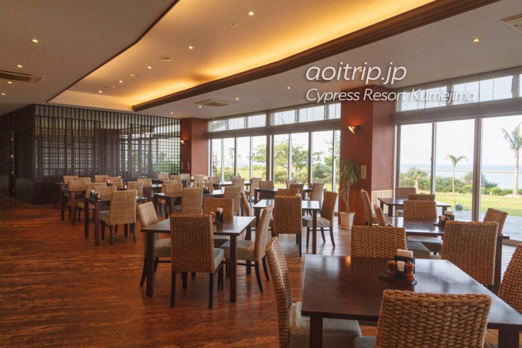 サイプレスリゾート久米島のレストラン 凪なぎ Calme