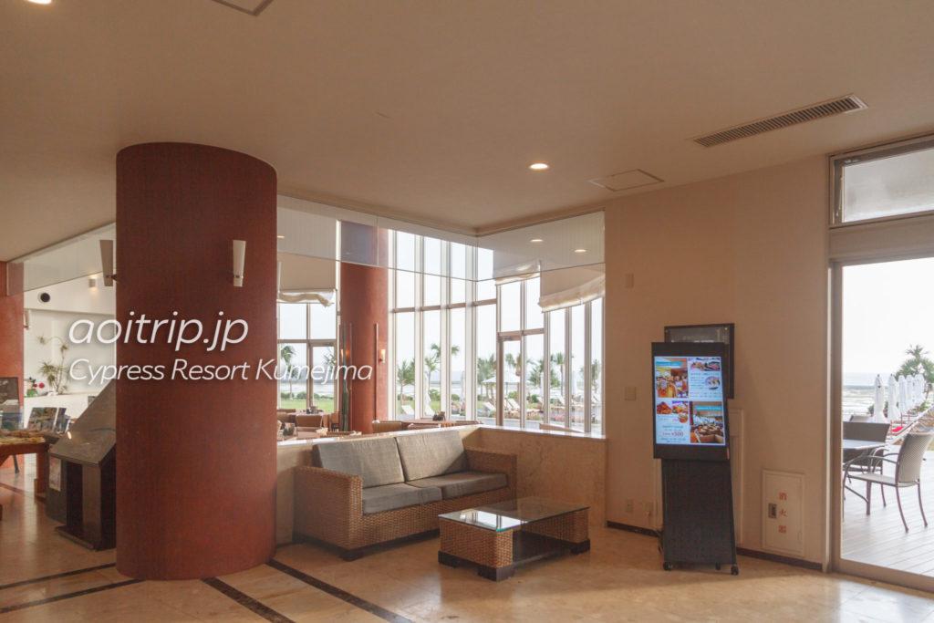 サイプレスリゾート久米島 ホテルロビー