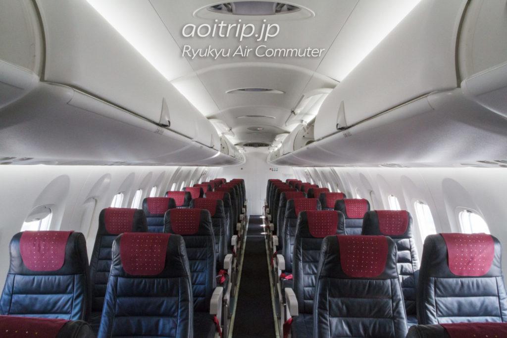DHC8-Q400CCの座席