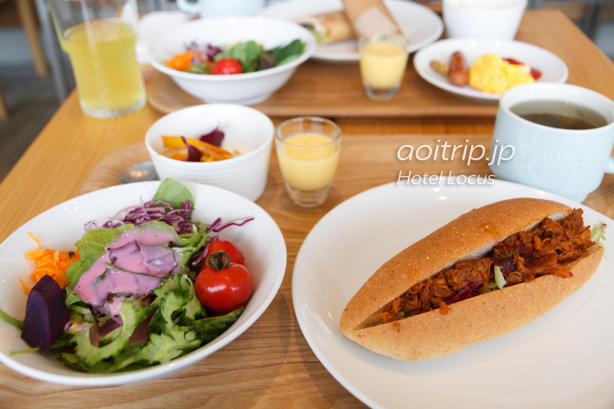 ホテルローカス宮古島の朝食