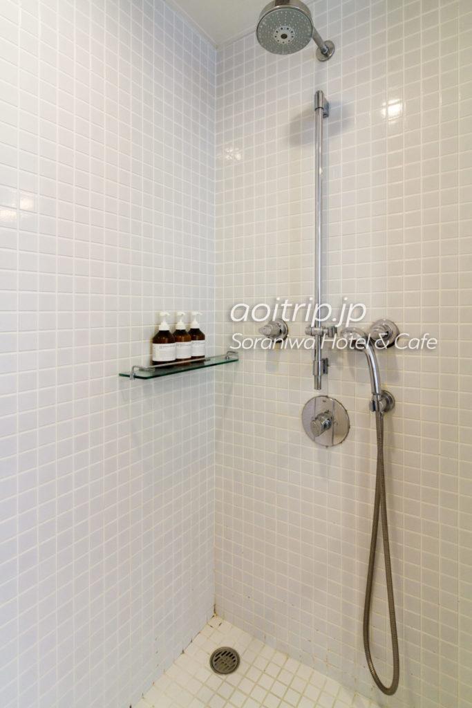 ソラニワホテルアンドカフェのバスルーム