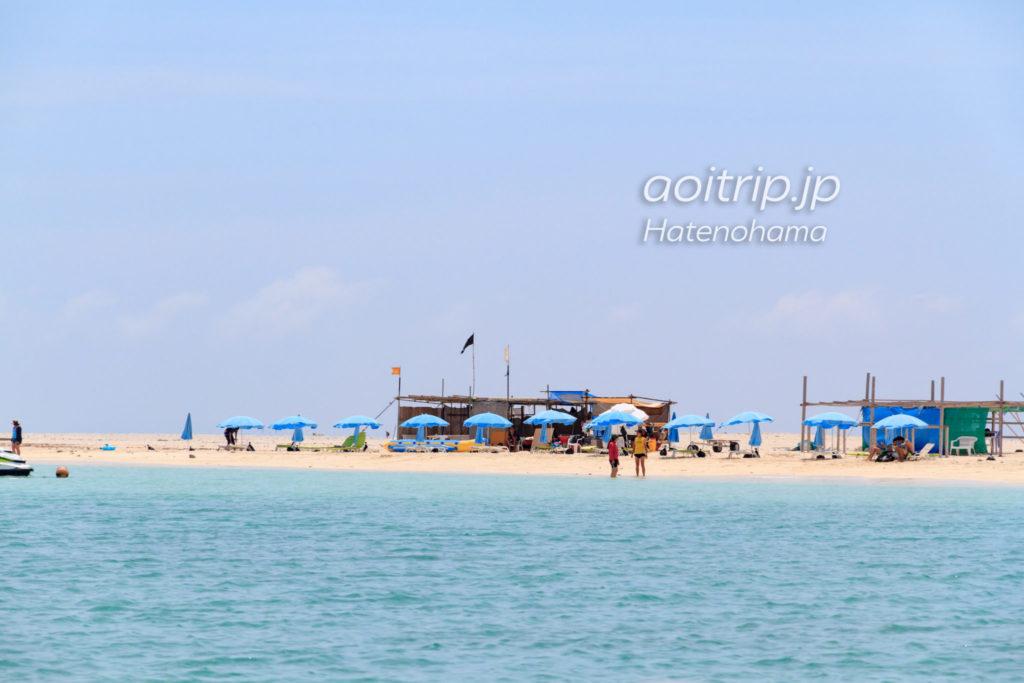 中の浜のビーチ