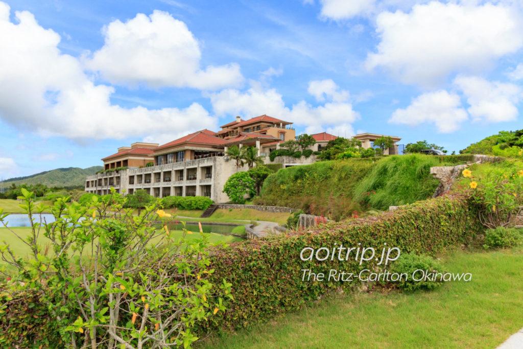 ザリッツカールトン沖縄ホテル