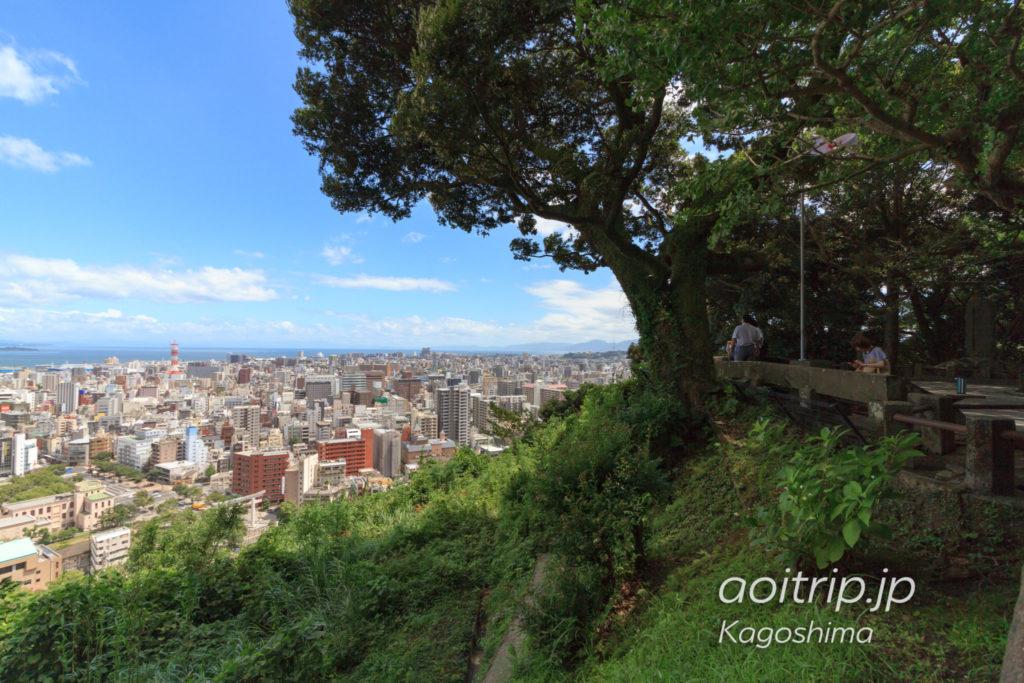 鹿児島の城山展望台