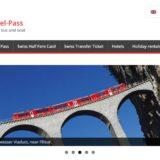 スイス鉄道のパス