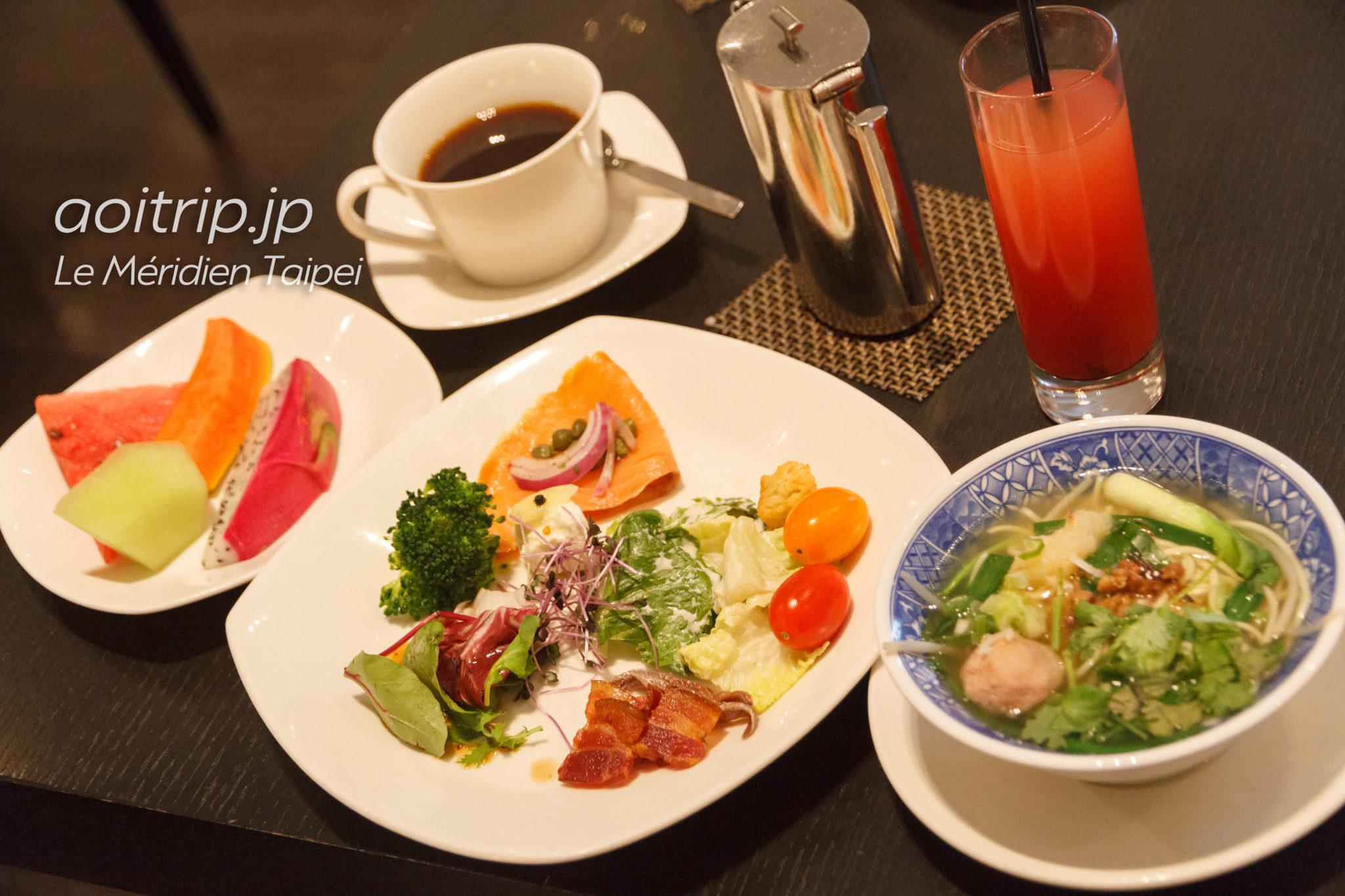 ルメリディアン台北の朝食 Latest Recipe