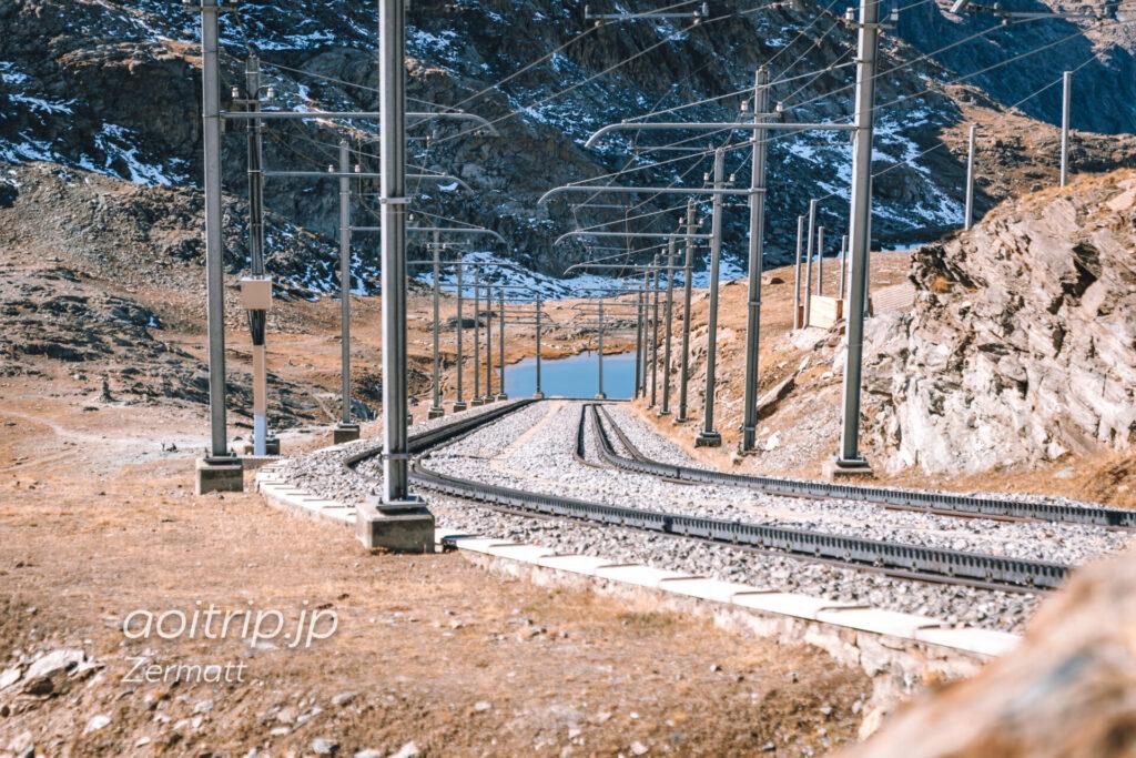 ゴルナーグラート鉄道とリッフェルゼー