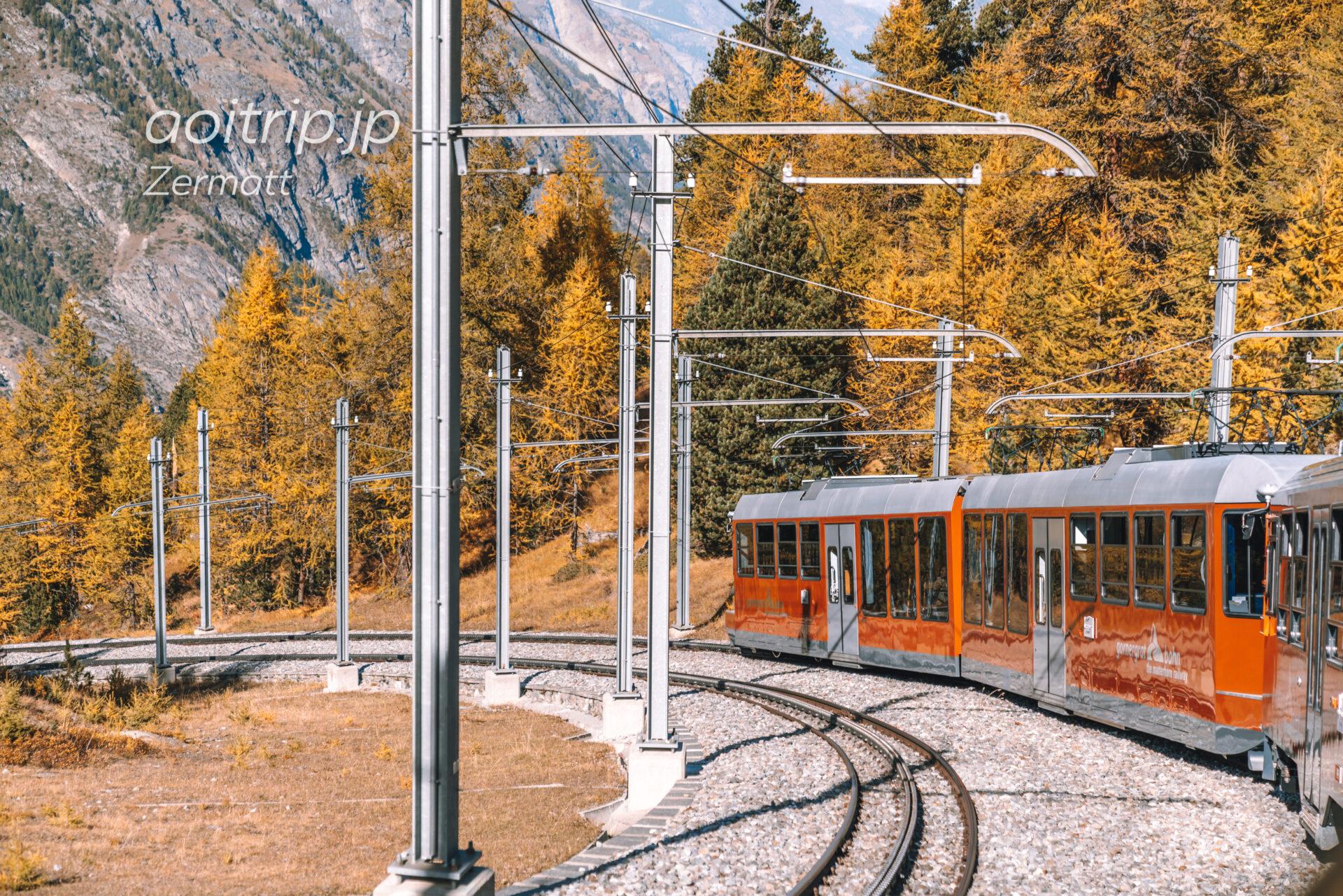 ゴルナーグラート鉄道