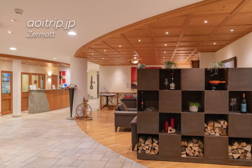 ホテル クロンヌ スペリオール ツェルマット