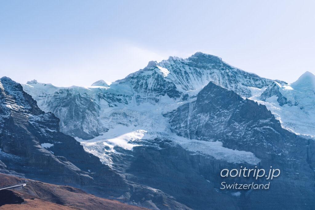 ユングフラウ(4158m、Jungfrau)