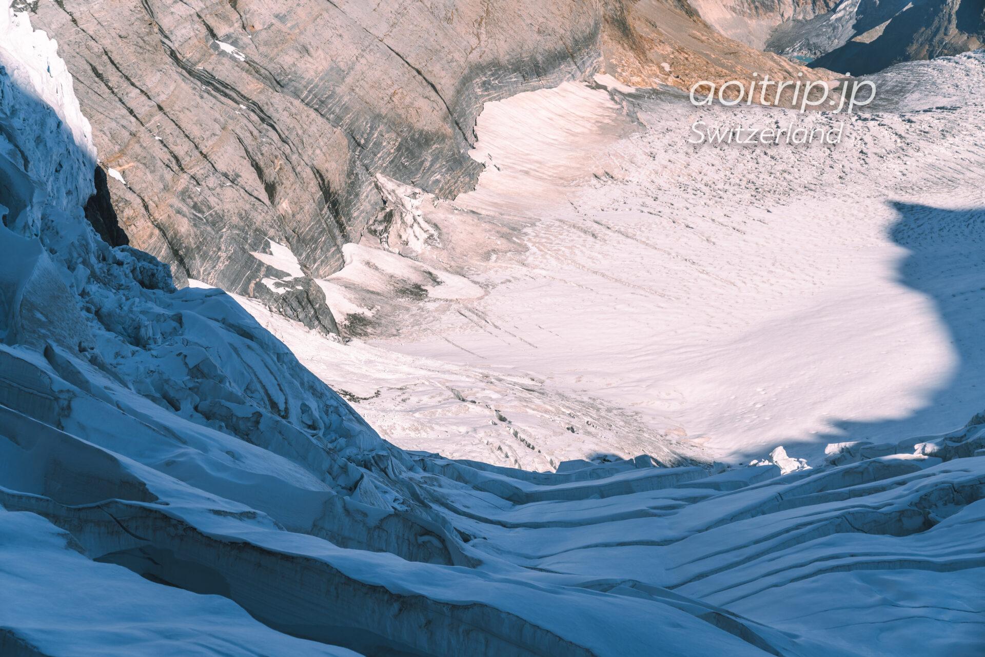 アイスメーアの氷河
