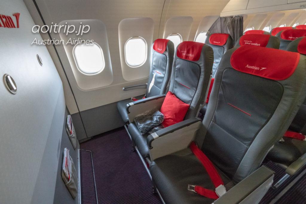 オーストリア航空 OS570便