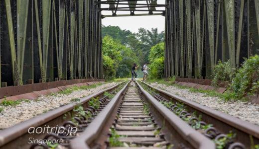 マレー鉄道の廃線跡と廃駅が遺る ブキッティマ駅(シンガポール)|Bukit Timah Railway Station