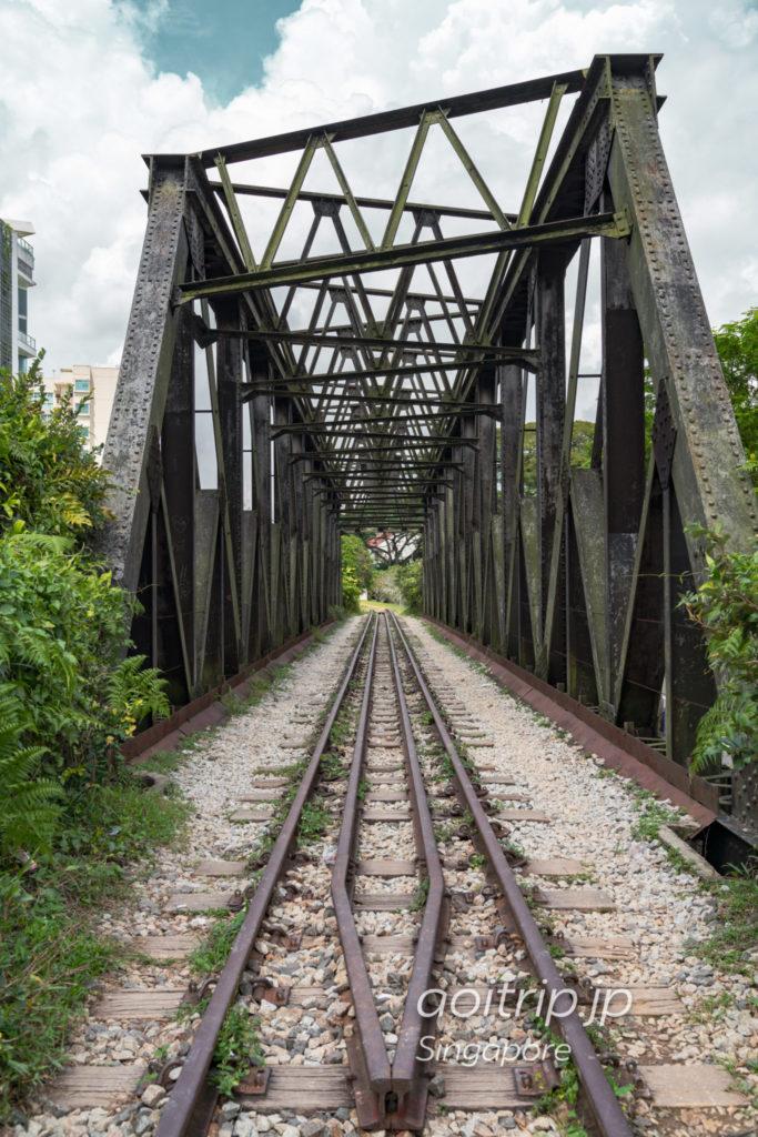 シンガポール マレー鉄道廃線跡