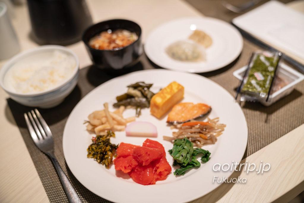 ANAクラウンプラザホテル福岡の朝食