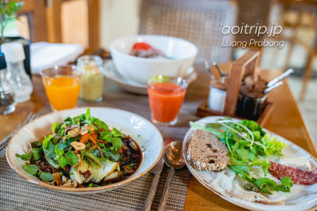 AVANI+(アバニ) ルアンパバーンの朝食