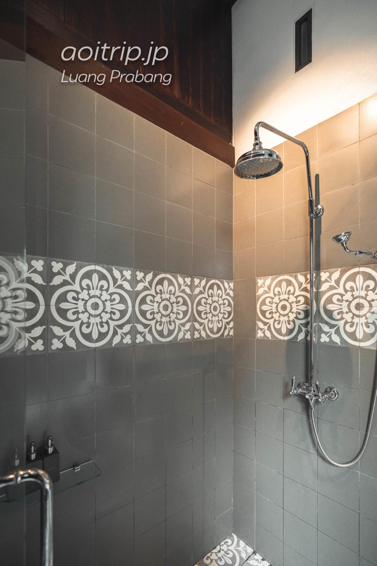 ソフィテルルアンパバーンのシャワールーム
