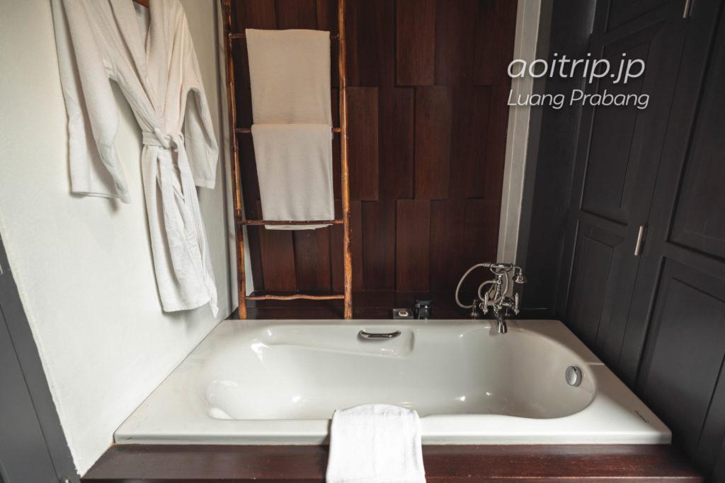 ソフィテルルアンパバーンのお風呂