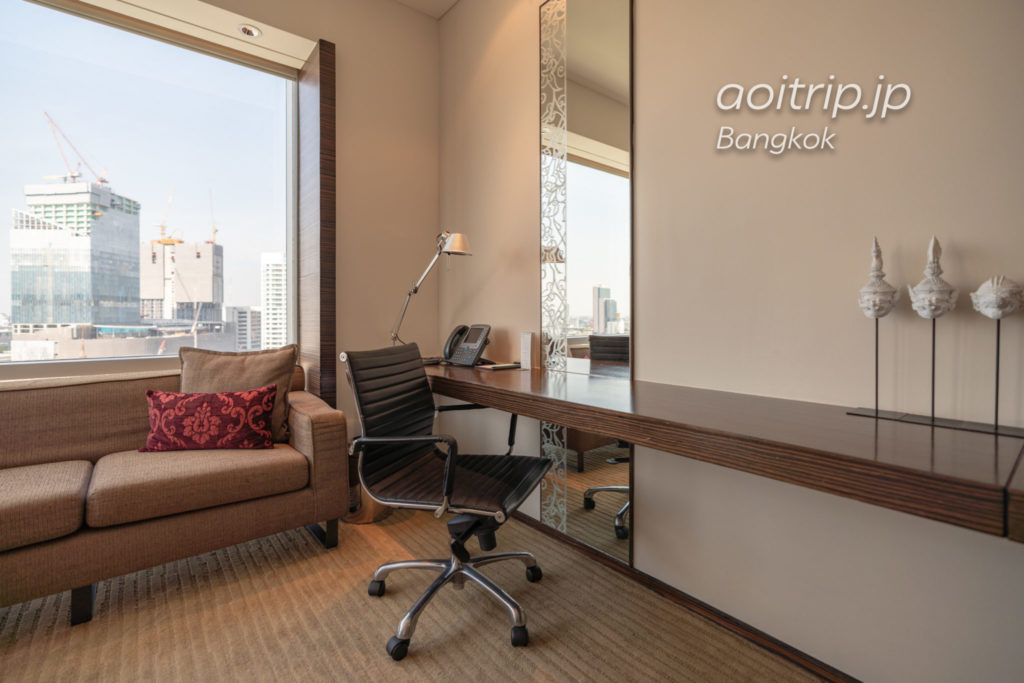 ルメリディアンバンコク ビスタプラス ゲストルーム シティビュー Vista Plus Guest room, 1 King, City view