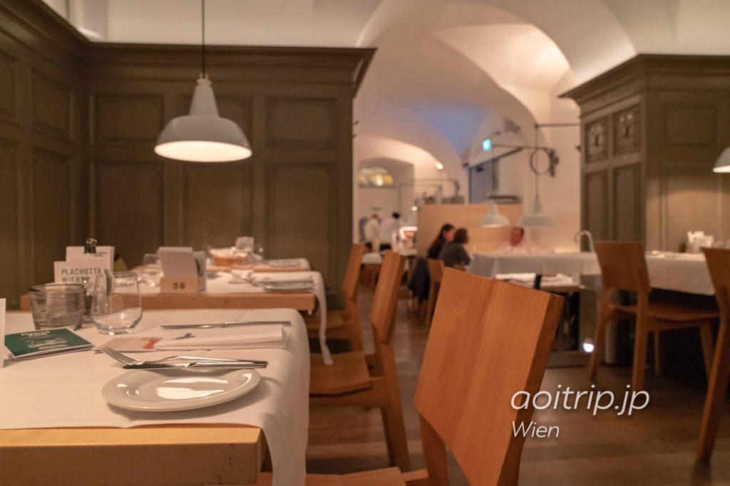 プラフッタ ガストハウス ツァ オーパーPlachuttas Gasthaus zur Operの店内