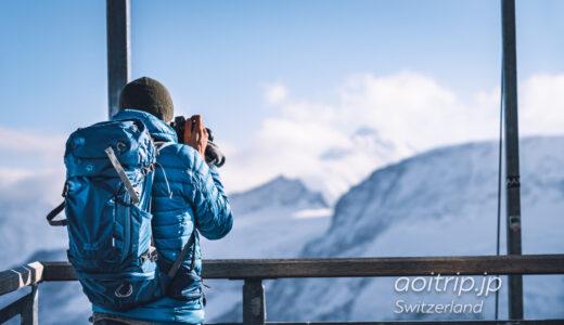 ユングフラウヨッホ展望台 トップ オブ ヨーロッパからの眺望!(スイス)